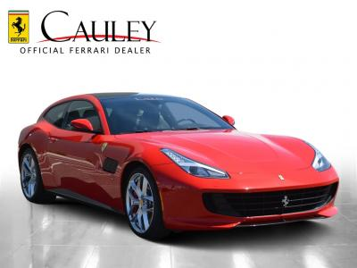 New 2018 Ferrari GTC4Lusso T New 2018 Ferrari GTC4Lusso T for sale Sold at Cauley Ferrari in West Bloomfield MI 4