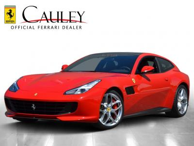 New 2018 Ferrari GTC4Lusso T New 2018 Ferrari GTC4Lusso T for sale Sold at Cauley Ferrari in West Bloomfield MI 9
