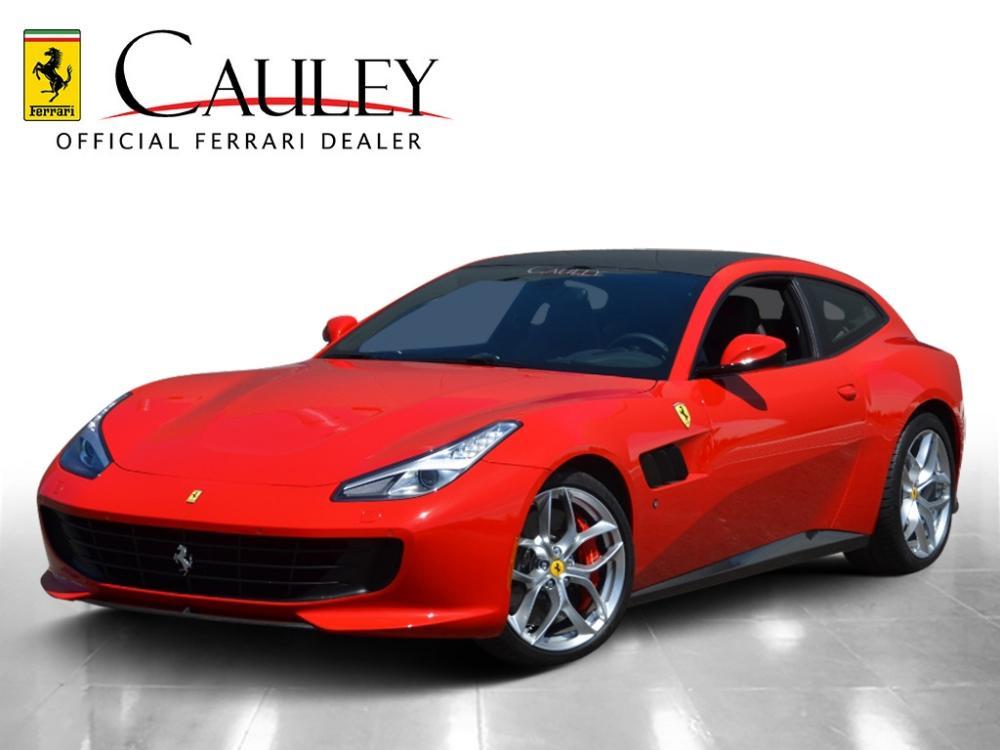 New 2018 Ferrari GTC4Lusso T