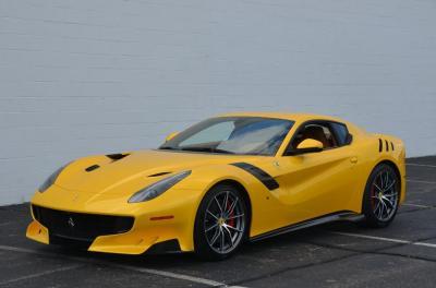 Used 2016 Ferrari F12berlinetta tdf Used 2016 Ferrari F12berlinetta tdf for sale $1,095,000 at Cauley Ferrari in West Bloomfield MI 10
