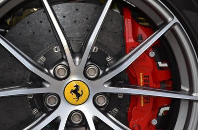 Used 2016 Ferrari F12tdf tdf Used 2016 Ferrari F12tdf tdf for sale $999,900 at Cauley Ferrari in West Bloomfield MI 11