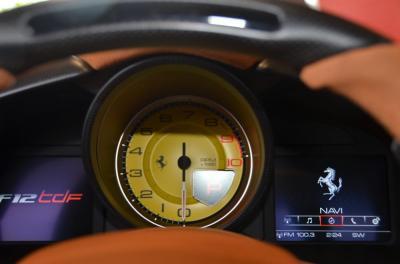 Used 2016 Ferrari F12tdf tdf Used 2016 Ferrari F12tdf tdf for sale $999,900 at Cauley Ferrari in West Bloomfield MI 31