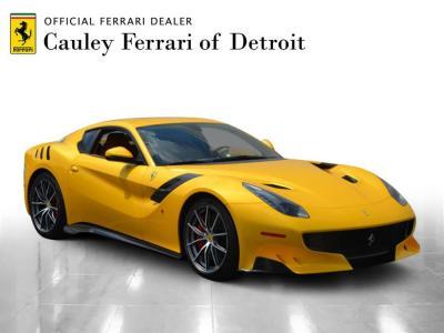 Used 2016 Ferrari F12berlinetta tdf Used 2016 Ferrari F12berlinetta tdf for sale $1,095,000 at Cauley Ferrari in West Bloomfield MI 4