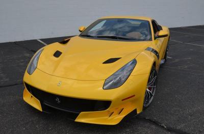 Used 2016 Ferrari F12tdf tdf Used 2016 Ferrari F12tdf tdf for sale $999,900 at Cauley Ferrari in West Bloomfield MI 52