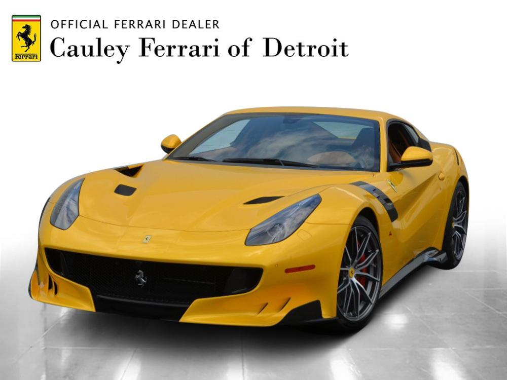 Used 2016 Ferrari F12berlinetta tdf