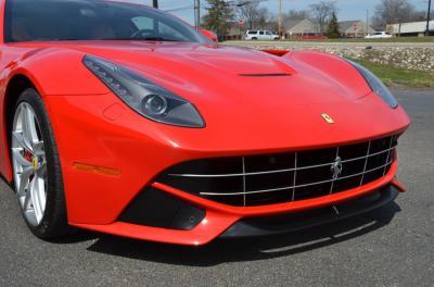 Used 2014 Ferrari F12berlinetta Used 2014 Ferrari F12berlinetta for sale Sold at Cauley Ferrari in West Bloomfield MI 11