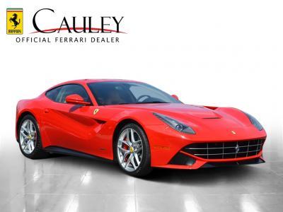 Used 2014 Ferrari F12berlinetta Used 2014 Ferrari F12berlinetta for sale Sold at Cauley Ferrari in West Bloomfield MI 4