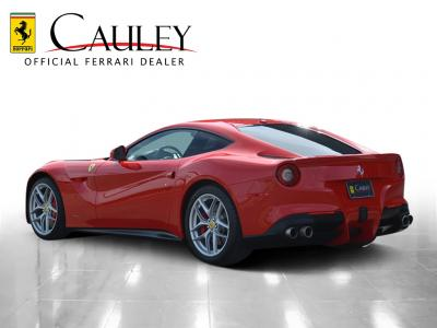 Used 2014 Ferrari F12berlinetta Used 2014 Ferrari F12berlinetta for sale Sold at Cauley Ferrari in West Bloomfield MI 8