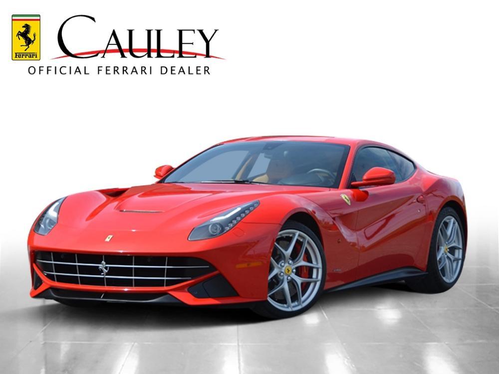 Used 2014 Ferrari F12berlinetta