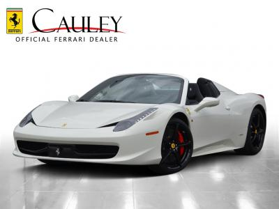 Used 2014 Ferrari 458 Spider Used 2014 Ferrari 458 Spider for sale Sold at Cauley Ferrari in West Bloomfield MI 10