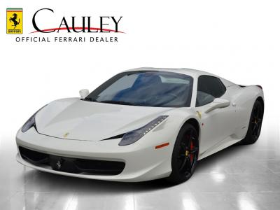 Used 2014 Ferrari 458 Spider Used 2014 Ferrari 458 Spider for sale Sold at Cauley Ferrari in West Bloomfield MI 11