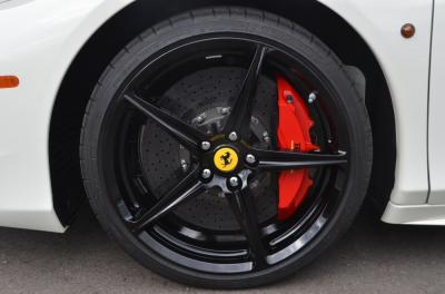 Used 2014 Ferrari 458 Spider Used 2014 Ferrari 458 Spider for sale Sold at Cauley Ferrari in West Bloomfield MI 21