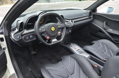 Used 2014 Ferrari 458 Spider Used 2014 Ferrari 458 Spider for sale Sold at Cauley Ferrari in West Bloomfield MI 30