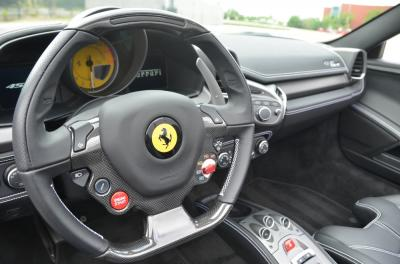 Used 2014 Ferrari 458 Spider Used 2014 Ferrari 458 Spider for sale Sold at Cauley Ferrari in West Bloomfield MI 36