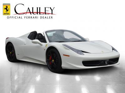 Used 2014 Ferrari 458 Spider Used 2014 Ferrari 458 Spider for sale Sold at Cauley Ferrari in West Bloomfield MI 4