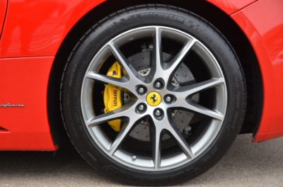 Used 2011 Ferrari California Used 2011 Ferrari California for sale Sold at Cauley Ferrari in West Bloomfield MI 13
