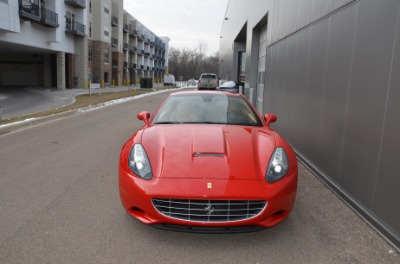 Used 2011 Ferrari California Used 2011 Ferrari California for sale Sold at Cauley Ferrari in West Bloomfield MI 16