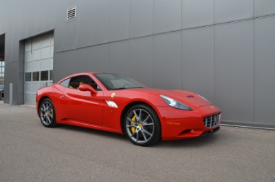 Used 2011 Ferrari California Used 2011 Ferrari California for sale Sold at Cauley Ferrari in West Bloomfield MI 17