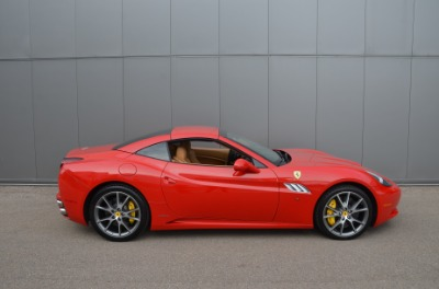 Used 2011 Ferrari California Used 2011 Ferrari California for sale Sold at Cauley Ferrari in West Bloomfield MI 18
