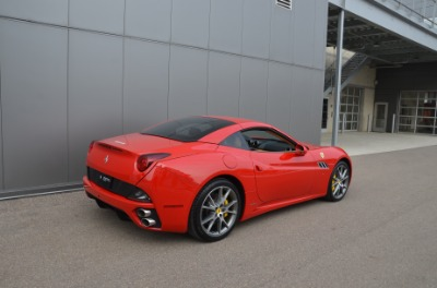 Used 2011 Ferrari California Used 2011 Ferrari California for sale Sold at Cauley Ferrari in West Bloomfield MI 19