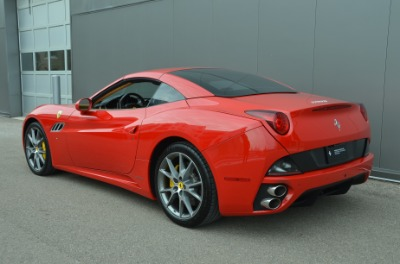 Used 2011 Ferrari California Used 2011 Ferrari California for sale Sold at Cauley Ferrari in West Bloomfield MI 21