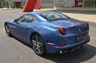 Used 2015 Ferrari California T Used 2015 Ferrari California T for sale Sold at Cauley Ferrari in West Bloomfield MI 38