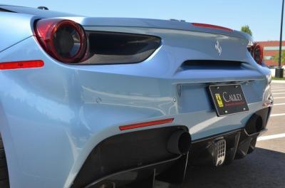 New 2018 Ferrari 488 GTB New 2018 Ferrari 488 GTB for sale Sold at Cauley Ferrari in West Bloomfield MI 21