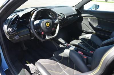New 2018 Ferrari 488 GTB New 2018 Ferrari 488 GTB for sale Sold at Cauley Ferrari in West Bloomfield MI 35