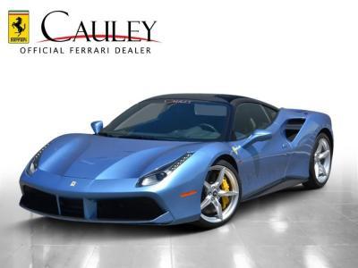 New 2018 Ferrari 488 GTB New 2018 Ferrari 488 GTB for sale Sold at Cauley Ferrari in West Bloomfield MI 1
