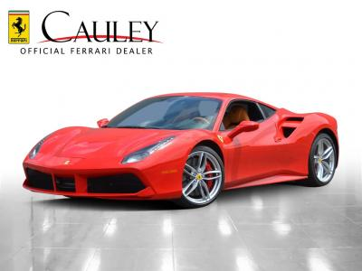 New 2018 Ferrari 488 GTB New 2018 Ferrari 488 GTB for sale Sold at Cauley Ferrari in West Bloomfield MI 10