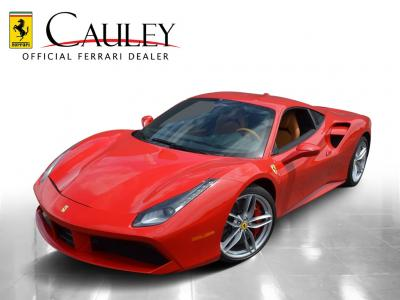 New 2018 Ferrari 488 GTB New 2018 Ferrari 488 GTB for sale Sold at Cauley Ferrari in West Bloomfield MI 11