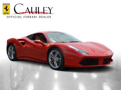 New 2018 Ferrari 488 GTB New 2018 Ferrari 488 GTB for sale Sold at Cauley Ferrari in West Bloomfield MI 4
