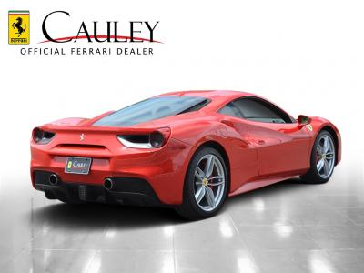 New 2018 Ferrari 488 GTB New 2018 Ferrari 488 GTB for sale Sold at Cauley Ferrari in West Bloomfield MI 6