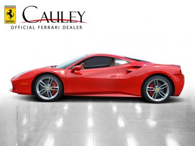 New 2018 Ferrari 488 GTB New 2018 Ferrari 488 GTB for sale Sold at Cauley Ferrari in West Bloomfield MI 9