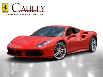 New 2018 Ferrari 488 GTB New 2018 Ferrari 488 GTB for sale Sold at Cauley Ferrari in West Bloomfield MI 1