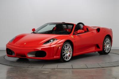 Used 2005 Ferrari F430 Spider Spider F1 Used 2005 Ferrari F430 Spider Spider F1 for sale $129,900 at Cauley Ferrari in West Bloomfield MI 10