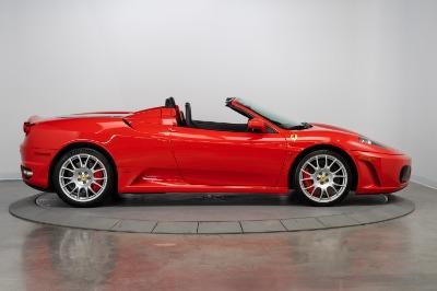 Used 2005 Ferrari F430 Spider Spider F1 Used 2005 Ferrari F430 Spider Spider F1 for sale $129,900 at Cauley Ferrari in West Bloomfield MI 5