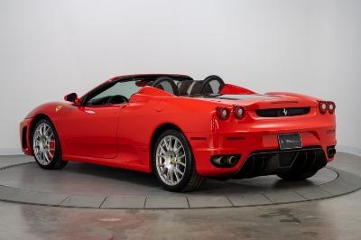 Used 2005 Ferrari F430 Spider Spider F1 Used 2005 Ferrari F430 Spider Spider F1 for sale $129,900 at Cauley Ferrari in West Bloomfield MI 8