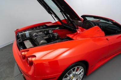 Used 2005 Ferrari F430 Spider Spider F1 Used 2005 Ferrari F430 Spider Spider F1 for sale $129,900 at Cauley Ferrari in West Bloomfield MI 85