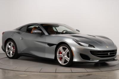 Used 2019 Ferrari Portofino Used 2019 Ferrari Portofino for sale Sold at Cauley Ferrari in West Bloomfield MI 12