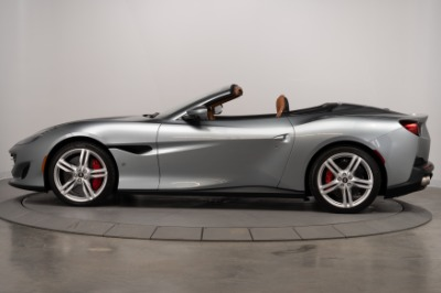 Used 2019 Ferrari Portofino Used 2019 Ferrari Portofino for sale Sold at Cauley Ferrari in West Bloomfield MI 9