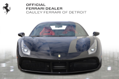 Used 2019 Ferrari 488 GTB Used 2019 Ferrari 488 GTB for sale Sold at Cauley Ferrari in West Bloomfield MI 3