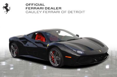 Used 2019 Ferrari 488 GTB Used 2019 Ferrari 488 GTB for sale Sold at Cauley Ferrari in West Bloomfield MI 4