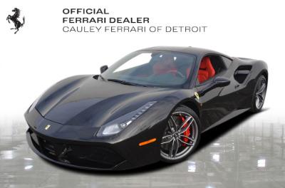 Used 2019 Ferrari 488 GTB Used 2019 Ferrari 488 GTB for sale Sold at Cauley Ferrari in West Bloomfield MI 1