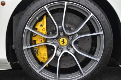 Used 2018 Ferrari 488 Spider Used 2018 Ferrari 488 Spider for sale Sold at Cauley Ferrari in West Bloomfield MI 24