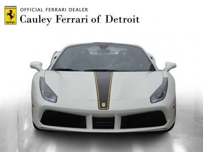 Used 2018 Ferrari 488 Spider Used 2018 Ferrari 488 Spider for sale Sold at Cauley Ferrari in West Bloomfield MI 3