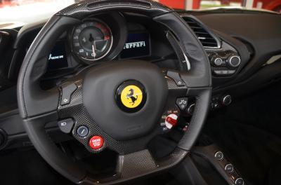 Used 2018 Ferrari 488 Spider Used 2018 Ferrari 488 Spider for sale Sold at Cauley Ferrari in West Bloomfield MI 31