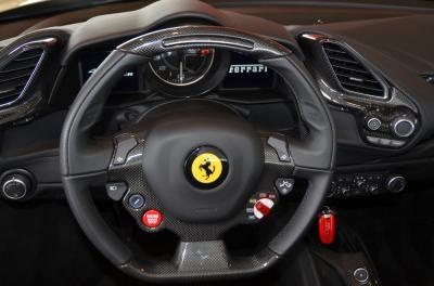 Used 2018 Ferrari 488 Spider Used 2018 Ferrari 488 Spider for sale Sold at Cauley Ferrari in West Bloomfield MI 32