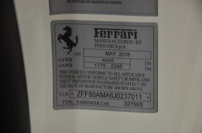Used 2018 Ferrari 488 Spider Used 2018 Ferrari 488 Spider for sale Sold at Cauley Ferrari in West Bloomfield MI 48