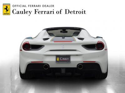 Used 2018 Ferrari 488 Spider Used 2018 Ferrari 488 Spider for sale Sold at Cauley Ferrari in West Bloomfield MI 7
